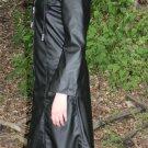 Kingdom Hearts Organization 13 XIII Fashion Black Anime Cosplay Costume Coat FREE SHIPPING