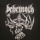 BEHEMOTH EZKATON  Blackened Death Metal Band Shirt XL
