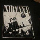 Nirvana Kurt Cobain Grunge Band Shirt Size XL