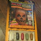 PAAS Make-Up Face Paint Kit Halloween Step By Step Designs SEALED 1993