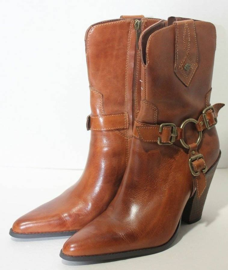 Women S Brown Harley Davidson Boots