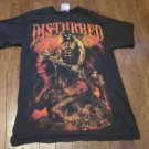 Disturbed Band Shirt Size Adult Small