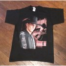 *SALE*Hank Williams III Wanted Dead Or Alive Damn Band Concert Shirt Size Medium Hellbilly Rock