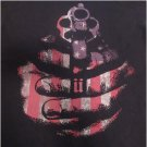 In Us We Trust UNKUT  Size LARGE Guns Flags T-Shirt FREE SHIPPING