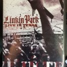 Linkin Park Live In Texas DVD & CD  FREE SHIPPING