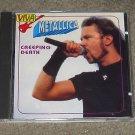 Metallica – Creeping Death  RARE Recorded Live  1993 FREE SHIPPING