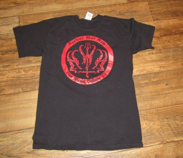 Nuclear War Now Death Black Metal Berlin Germany Festival shirt 2010