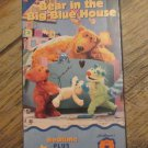 Bear in the Big Blue House Vol. 8 Bedtime Plus Night Jim Henson VHS Video FREE SHIPPING