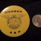 Member 1934 American Society Of Photogrammetry Button Pin Badge RARE FIND