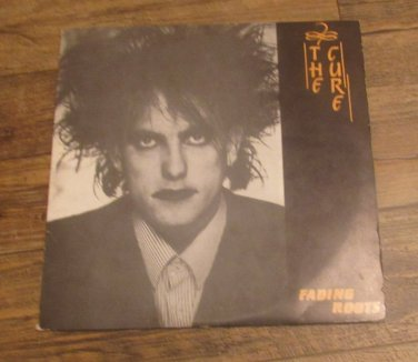 The Cure -Fading Roots Post -RARE Live in Sydney AU and Various Sessions John Peel