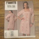 Vogue 1228 Cutting Edge Vena Cava Dress Pattern Sizes 16,18,20,22 FREE SHIPPING