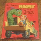 Bob Clampett's BEANY Cecil Captured for The Zoo Whitman Tell A Tale Books Hardcover