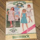 Butterick 3916 Cabbage Patch Girl's Dress & Doll Dresspattern sz 12-14 new