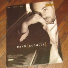 Mark Schultz - (Piano/Vocal/Guitar Artist Songbook) Paperback Christian