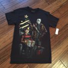 CHRISTMAS SLASHER HORROR T-Shirt Nightmare on Elm Street Freddy Krueger Jason Size XL