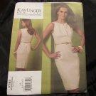 Vogue Dress Pattern V1183 Kay Unger NY size 6-8-10-12 FREE SHIPPING