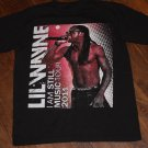 Lil Wayne I Am The Music Official 2011 Concert Tour Shirt FREE SHIPPING