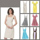 Vogue Sewing Pattern 8648 Options Misses' Summer Princess seams Dress