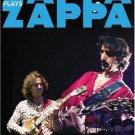 FRANK ZAPPA - ZAPPA PLAYS ZAPPA 2 DVD NEW SEALED FREE SHIPPING