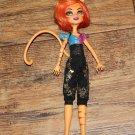 "Monster High 11"" Doll FIELD TRIP TORALEI ORANGE STRIPE CAT"
