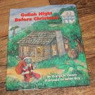 Gullah Night Before Christmas Ethnic Xmas Book Hardcover Hard to Find