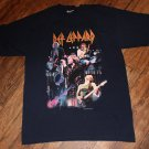 Def Leppard Euphoria 2000 Concert Tour Shirt Size Large FREE SHIPPING
