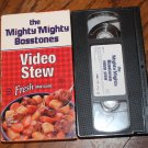 RARE The Mighty Mighty Bosstones Video Stew VHS FREE SHIPPING