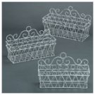 Nesting Wire Baskets
