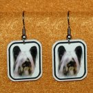 Skye Terrier Earrings Jewelry Handmade
