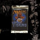 Visions Booster Pack Magic The Gathering