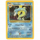 Pokemon   Gyarados Holofoil Card ~ Base Set ~Unlimited ~ Never Played  Near Mint/Mint