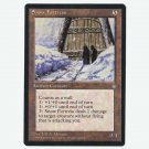 Snow Fortress  Ice Age  NM  Magic The Gathering MTG