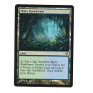Misty Rainforest Zendikar NM  Near Mint Unplayed