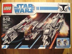 LEGO Magna Guard Starfighter 7673 NEW