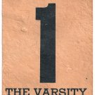 The Varsity Car Hop Card #1