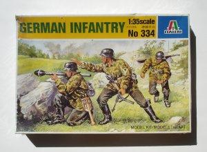 Italeri German Infantry 1/35 Scale NEW