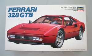 Hasegawa Ferrari 328 GTB 1/24 Scale