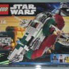 LEGO Star Wars Slave I 8097 NEW