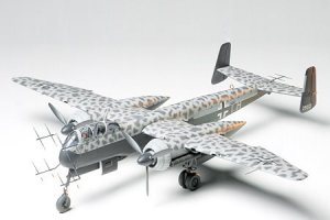 Tamiya Heinkel He219 A-7 Uhu Night Fighter 1/48 Scale NEW
