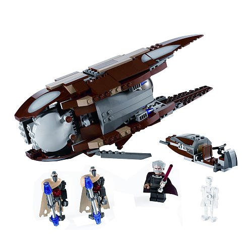LEGO Star Wars Count Dooku's Solar Sailer 7752 NEW