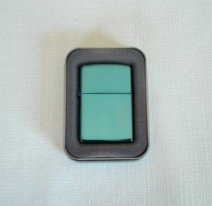 Zippo Lighter Saphire NEW