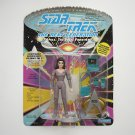 Playmates Star Trek Counselor Deanna Troi Action Figure NEW