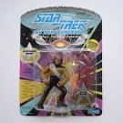 Playmates Star Trek Lieutenant Worf Action Figure NEW