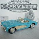 1957 Zora Duntov Corvette Convertible NEW
