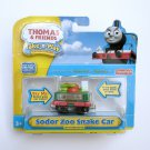 Thomas & Friends Sodor Zoo Snake Car NEW