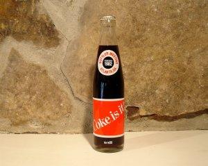 1982 Bottler Meeting Commemorative Coke Bottle
