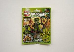 Lego Ninjago Lizaru Booster Pack 9557 NEW