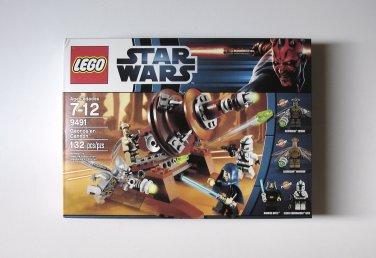 LEGO Star Wars Geonosian Cannon 9491 NEW