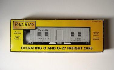 Rail King D & RG Rotary Snow Plow 30-2123