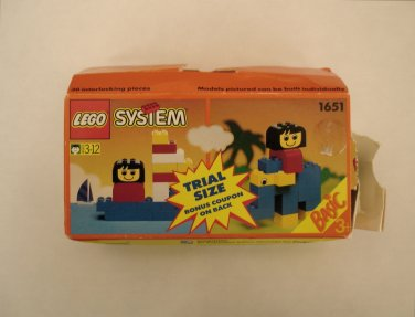 LEGO System Basic Trial Size Pack